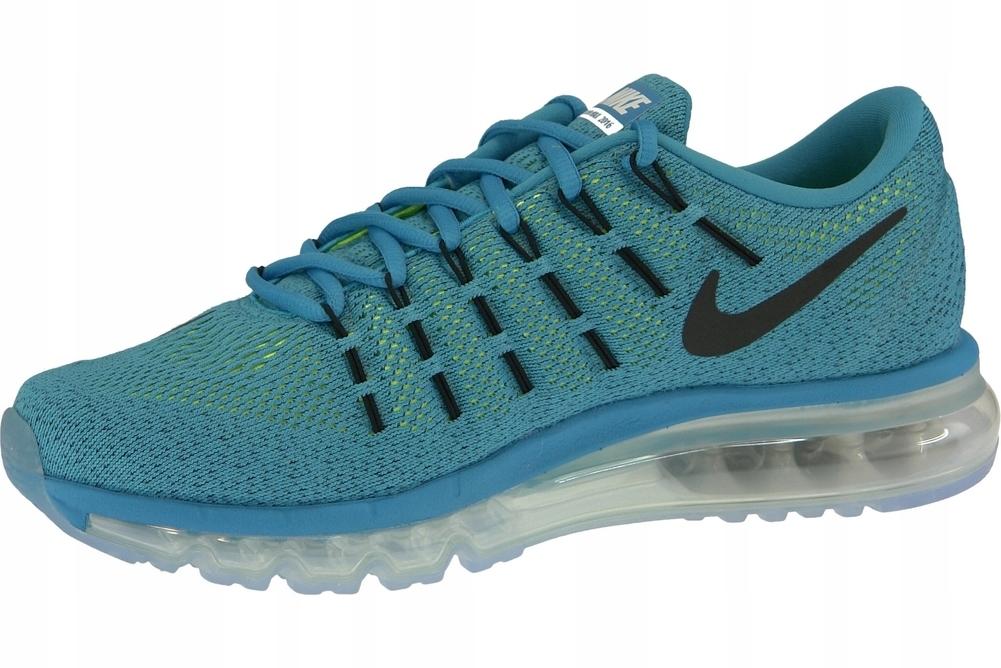 Nike Buty męskie Air Max 2016 niebieskie r. 43 (806771 400