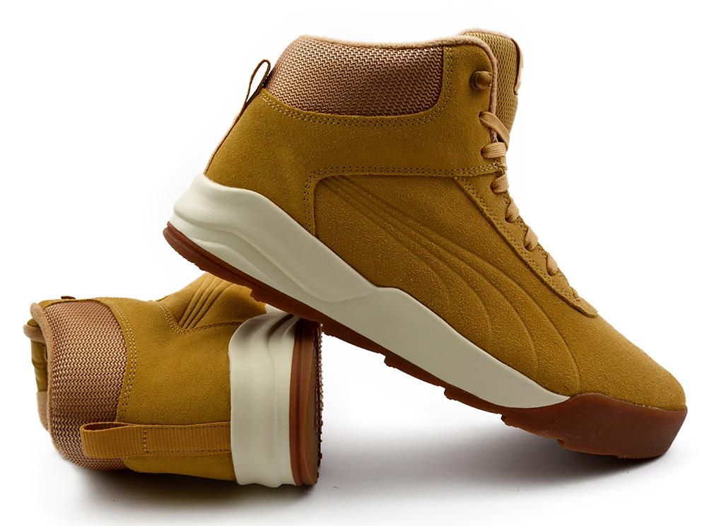 Buty zimowe Desierto Sneaker Taffy Puma (brązowe)