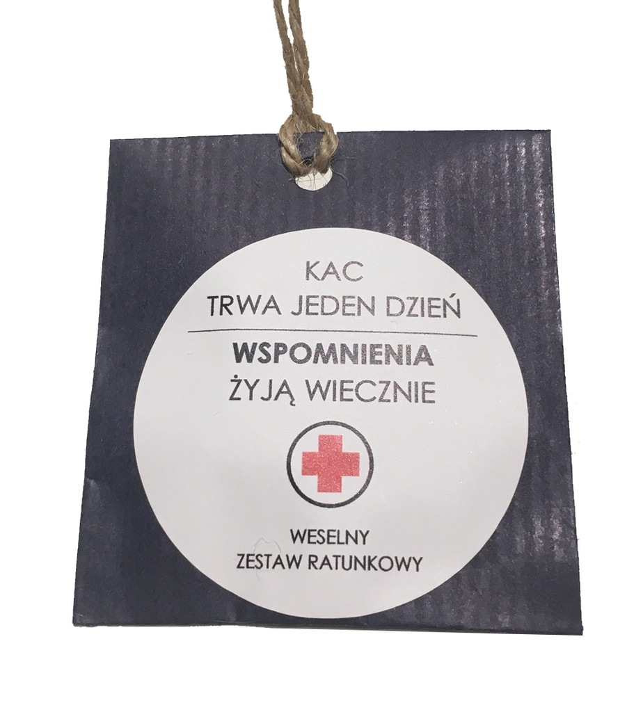 Weselny Zestaw Pakiecik Ratunkowy Zloty 7056414891 Oficjalne Archiwum Allegro