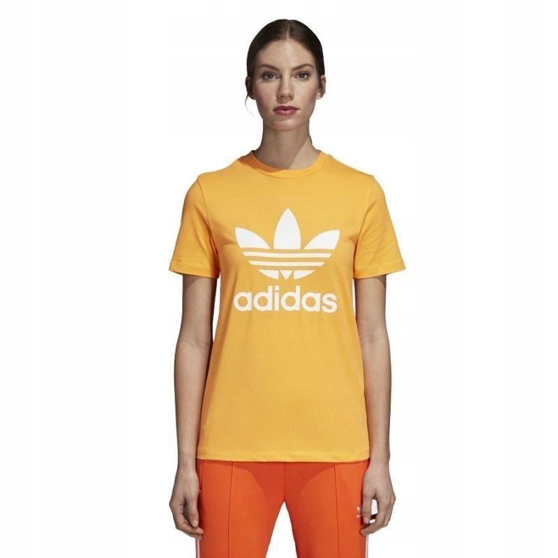 Koszulka adidas Originals Trefoil W DH3178 40 7621382190