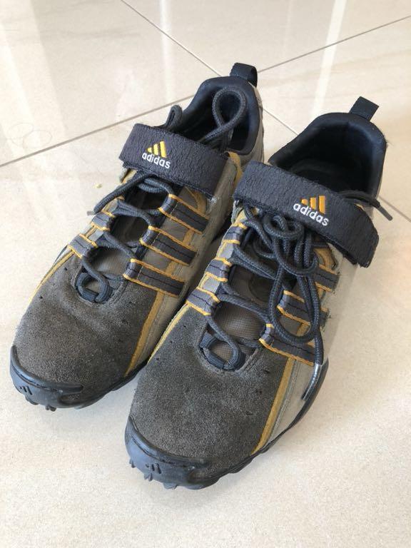 Buty MTB Adidas 43 SPD skóra termoaktywne