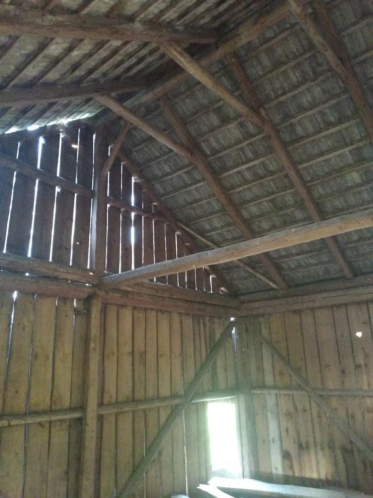 Stara stodoła -okazja !!!