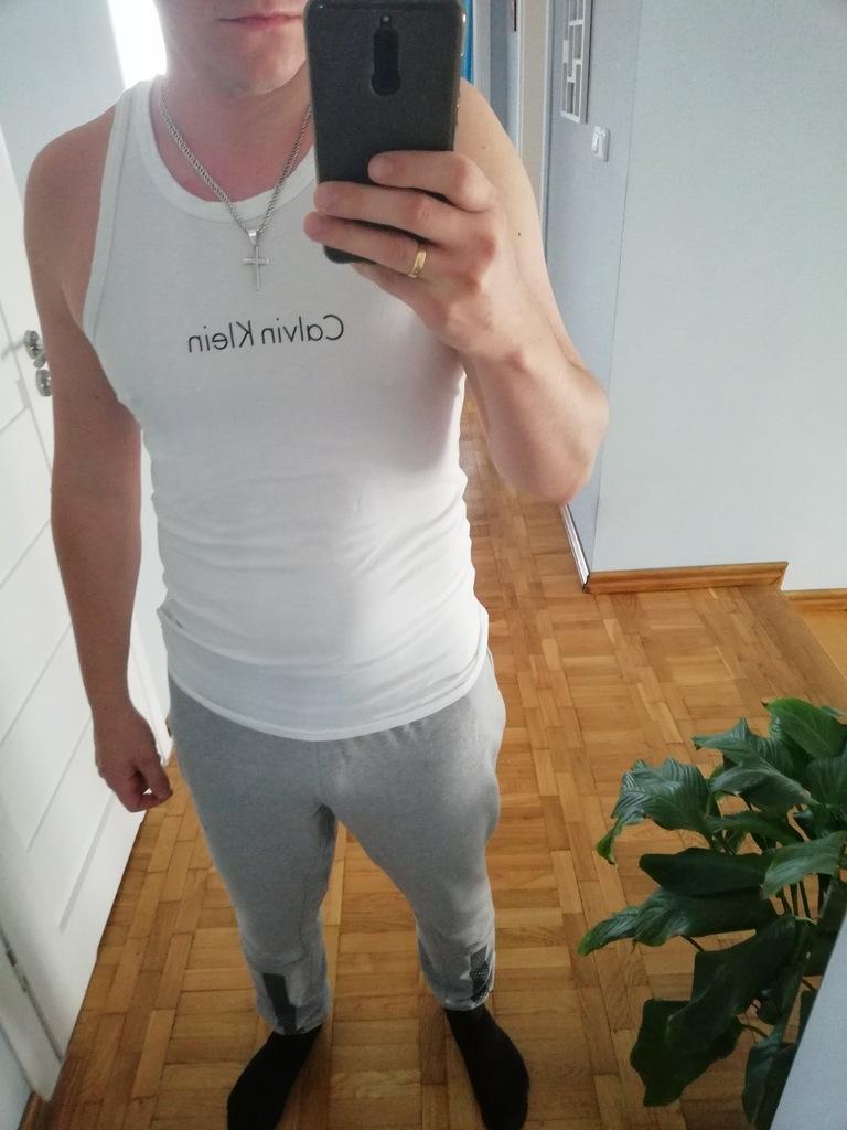 Koszulka Calvin Klein na ramiączkach