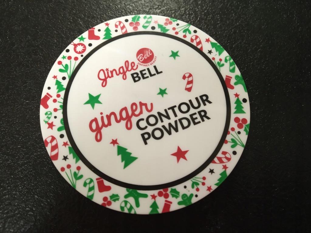 Ginger Contour Powder Bell Bronzer Do Konturowania 7762558666 Oficjalne Archiwum Allegro