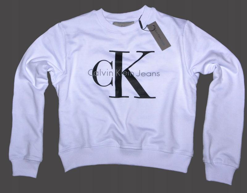 Nowa Bluza Calvin Klein Rozmiar L 7627351221 Oficjalne Archiwum Allegro