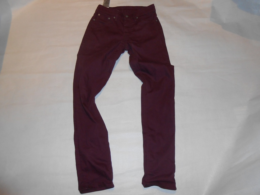 LEVIS 511 W29L32 Super jeansy z Anglii !