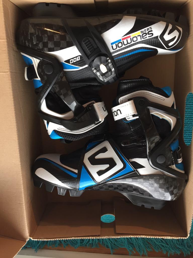 Buty Salomon S Lab Skate Pro 377490