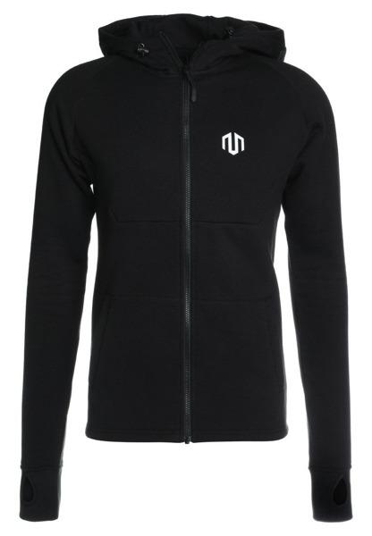 adidas Originals FULL ZIP HOODIE Bluza rozpinana black