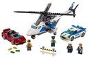 Klocki LEGO City Szybki pościg 60138 Marka LEGO