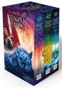 Rick Riordan - Magnus Chase i bogowie Asgardu BOX