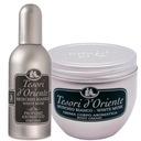 Zestaw kosmetyków Tesori Białe Piżmo perfumy krem