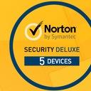 NORTON / Internet / SECURITY 3.0 / 2017 /5 user FV