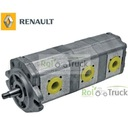 HYDRAULIKPUMPE RENAULT 3-SECTION 7700033312