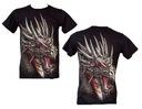 Koszulka Świecąca SMOK ROCK EAGLE GW103 S - XXL