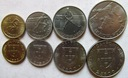 PORTUGALIA zestaw 4 monet 1982r Rzadkie