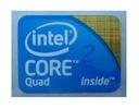 040 Naklejka Intel Core 2 Quad Naklejki Tanio Nowe