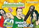 KARAOKE FOR FUN 50 HITÓW MIKROFON NOWA PC DVD 03
