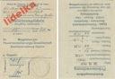 1940 SKOTSCHAU OPPELN UBEZPIECZENIE POCZTA ŚLĄSK