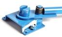 Giętarka GIB-1A do gięcia prętów do śred. 8 mm