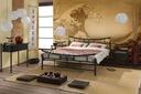 Łóżko metalowe 180x200 SEKO Producent