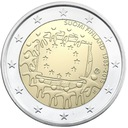 2 Euro 2015 - Finlandia (Flaga Europy)