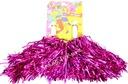 pompony czirliderki cheerleaderki 2 sztuki 6 kolor