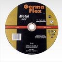 TARCZA DO CIĘCIA METALU STALI 230x1,9 mm INOX GF