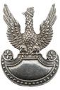 Orzeł wz.19 GOŁĄB Wojsko Polskie 1939 zakrętka