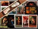 ZSRR. 100 znaczków Malarstwo w pakiecie