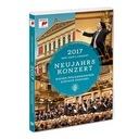 KONCERT NOWOROCZNY NEW YEAR 2017 DVD WIEDEŃ