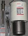 BOSCH Hammer Krone 100 mm SDS Max eingestellt