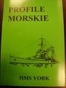 Крейсер HMS YORK Профили Морские 1 доставка товаров из Польши и Allegro на русском