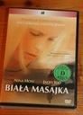 BIAŁA MASAJKA DVD