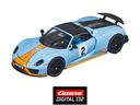 CARRERA DIGITAL 132 Porsche 918 Spyder Gulf 30788