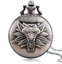 Wiedzmin 3 zegarek Dziki Gon medalion gadżet