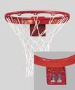 Obręcz do koszykówki uchylna model 270