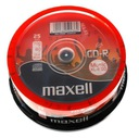 Płyty Maxell Audio Music XL-II 80 min CAKE 25 szt.