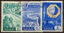 ZSRR. Mi 2259-61 - Rok Geofizyczny