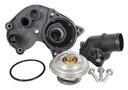 obudowa termostatu KOMPLET Ford Mustang 4.0 05-10
