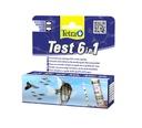 TETRA Test 6in1 25 pasków paskowy test do akwarium