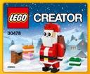 LEGO CREATOR 30478 Święty Mikołaj NOWY
