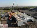 Projekt i budowa Hala stalowa Produkcyjna Magazyn Rynek pierwotny