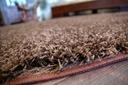 DYWAN SHAGGY 70x100 brąz 5cm gładki jednolity Marka Dywany Łuszczów