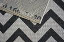 DYWAN SIZAL TARAS OUTDOOR 80x150 ZYGZAK #DEV766 Materiał wykonania polipropylen