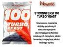 дрожжи ??? дистилляции STRONGFERM 100 мега PACK 100L