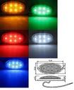 лампа Декоративная 6 SMD лента LED МОДУЛЬ 12v 24V