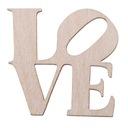 Ozdoby ze sklejki dekor LOVE decoupage WESELE -20%