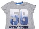 H&M* KOSZULKA BLUZECZKA NEW YORK 6-9 M 74 Marka H&M
