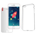 Чехол Тонкий ЧЕХОЛ + Закаленное Стекло для iPhone 7 / 8 доставка товаров из Польши и Allegro на русском