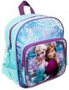 FROZEN Plecak + Piórnik z Wyposażeniem Elsa DISNEY